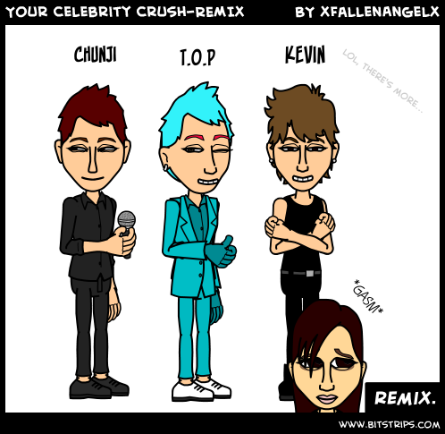 Your Celebrity Crush-REMIX