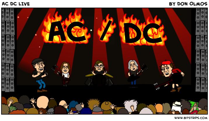 AC DC LIVE
