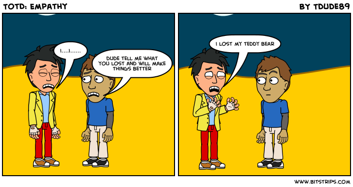 TotD: Empathy