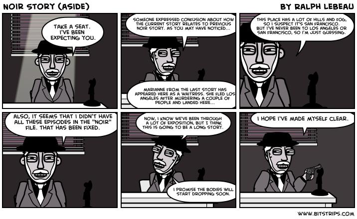 Noir Story (aside)