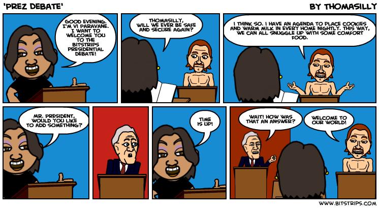 'Prez Debate'
