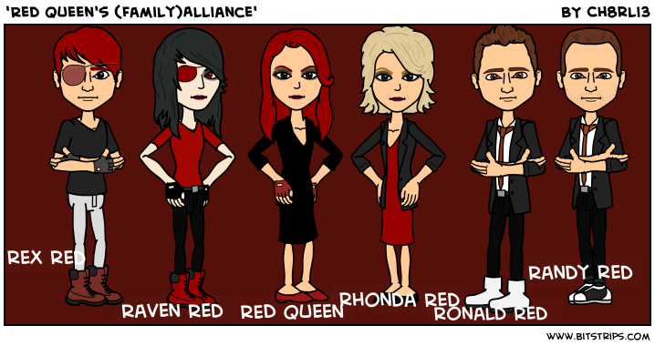 'Red Queen's (Family)Alliance'