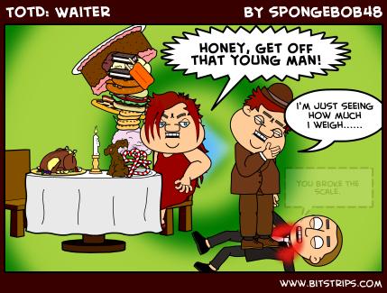 TotD: Waiter