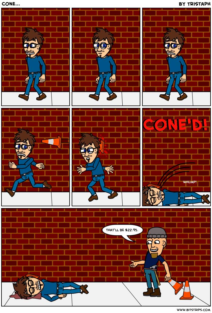 Cone...