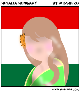 Hetalia Hungary
