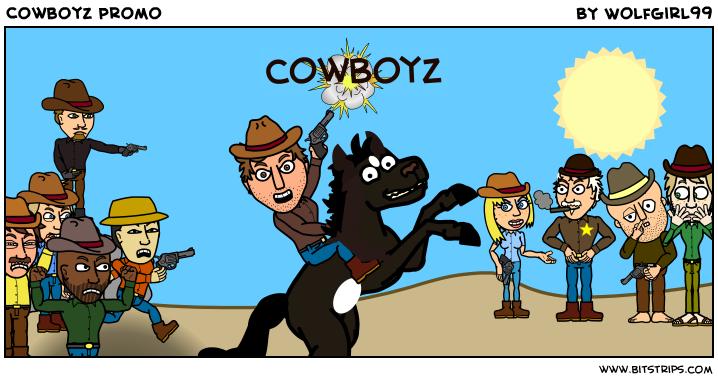 Cowboyz Promo