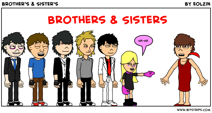 Brother's & Sister's