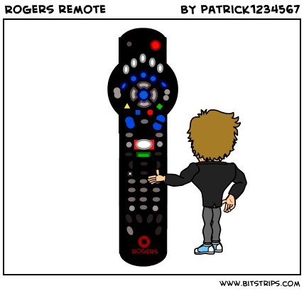Rogers remote