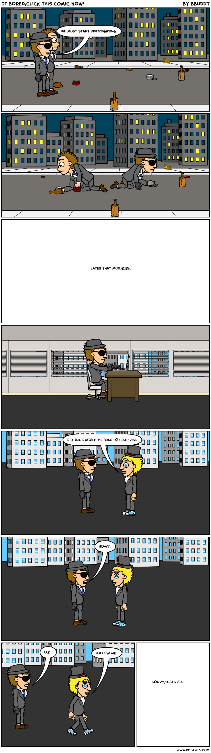 IF BORED,click this comic NOW!