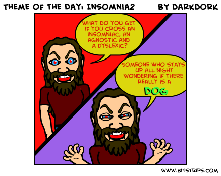 Theme of the Day: Insomnia2
