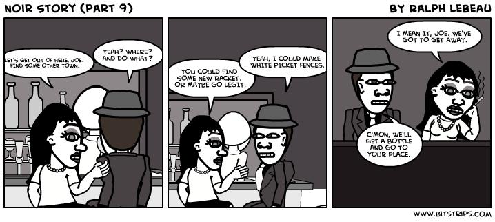 Noir Story (part 9)