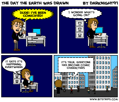 The Day the Earth Was Drawn