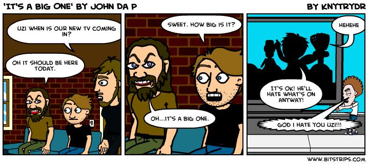 'It's a Big One' by John Da P