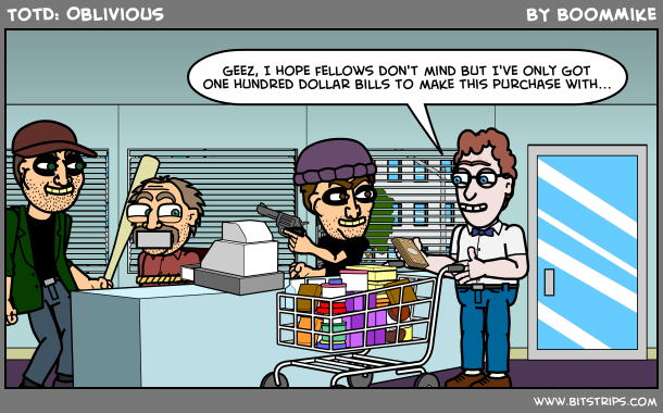 TotD: Oblivious
