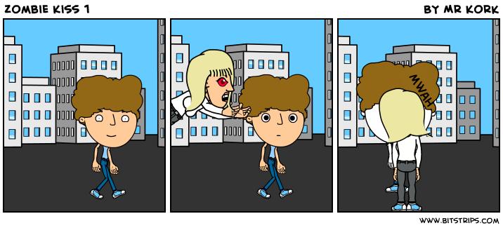 Zombie Kiss 1