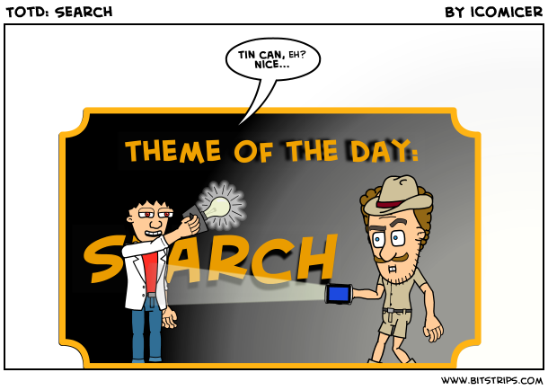 TotD: Search