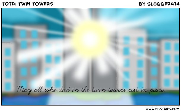 TotD: Twin Towers