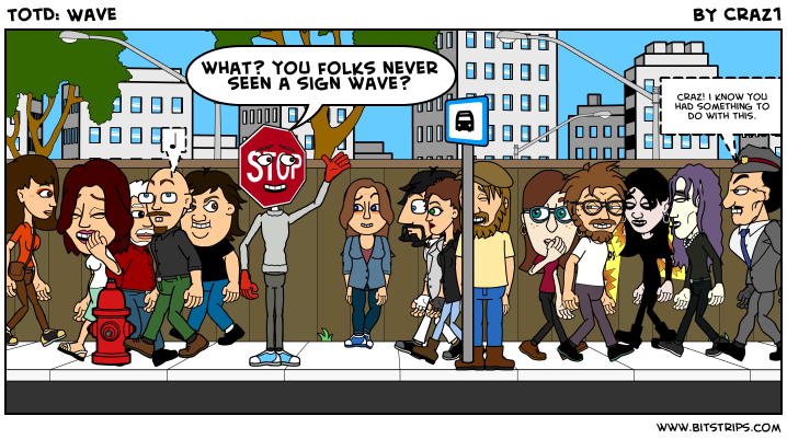 TotD: Wave