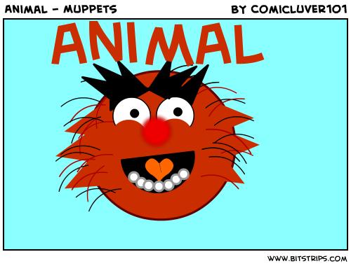 Animal - Muppets