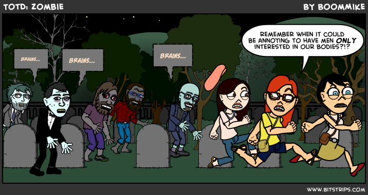 TotD: Zombie