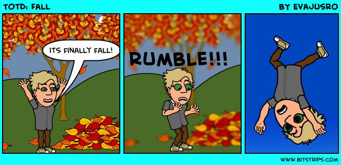 TotD: Fall