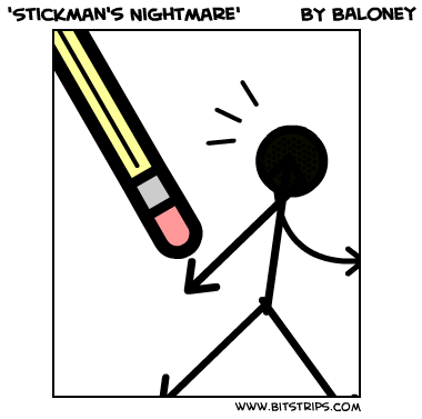 'Stickman's Nightmare'