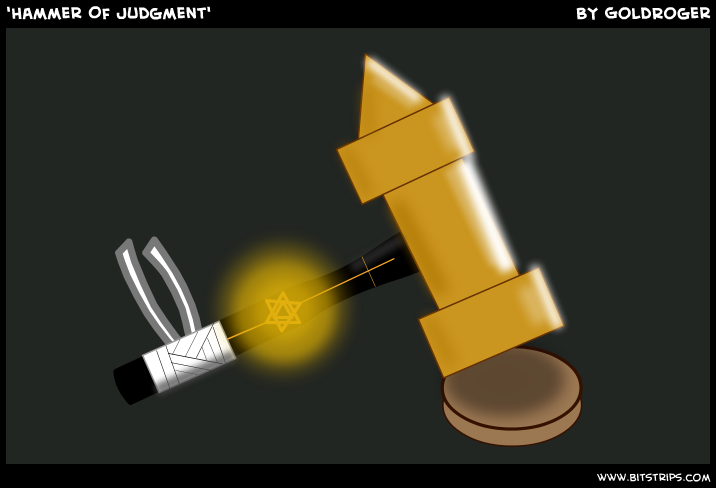 'Hammer Of Judgment'
