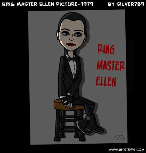 Ring Master Ellen picture-1979