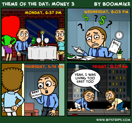 Theme of the day: MONEY 3