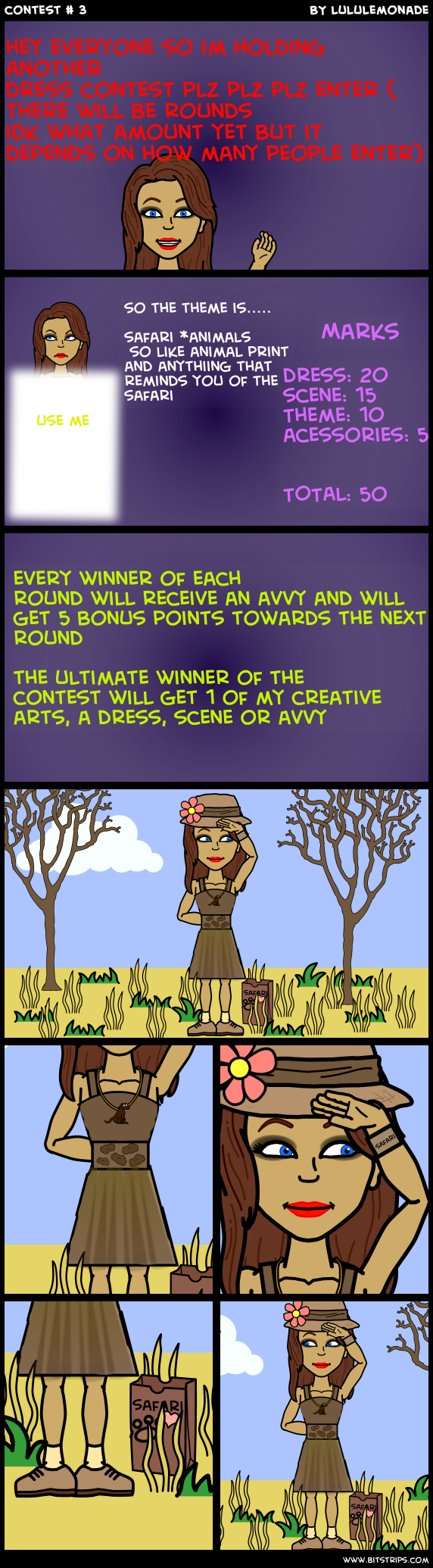 contest # 3