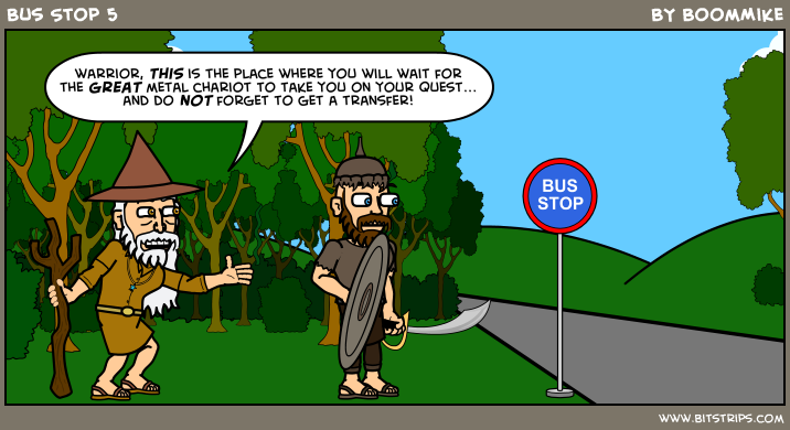 Bus Stop 5