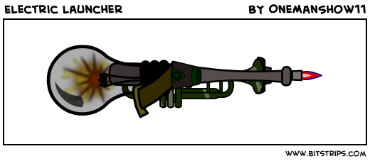 Electric launcher