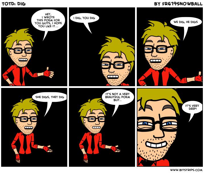 TotD: Dig