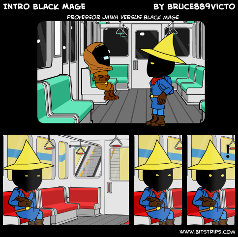 Intro Black Mage