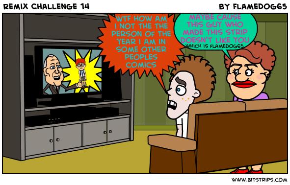 Remix Challenge 14