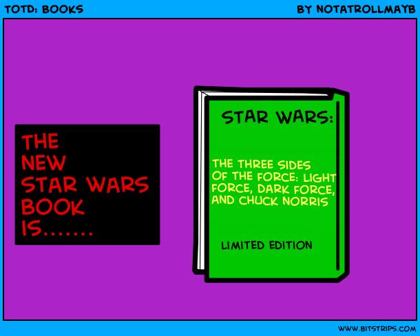 TotD: Books