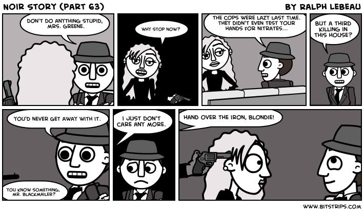 Noir Story (part 63)