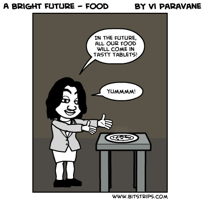 A Bright Future - Food