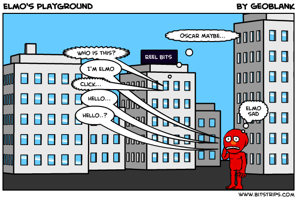 Elmo's Playground