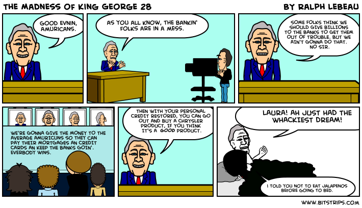 The Madness of King George 28