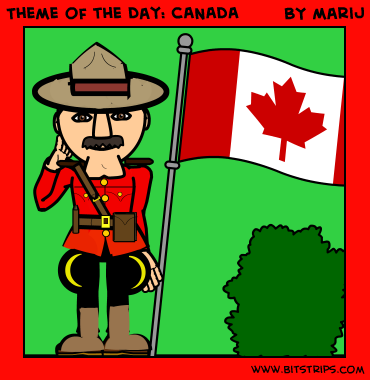 Theme of the Day: CANADA