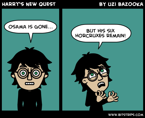 Harry's New Quest