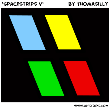 'Spacestrips V'