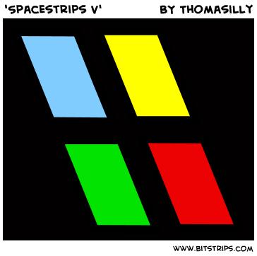 'Spacestrips V'