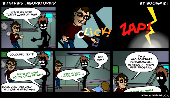 'Bitstrips Laboratories'