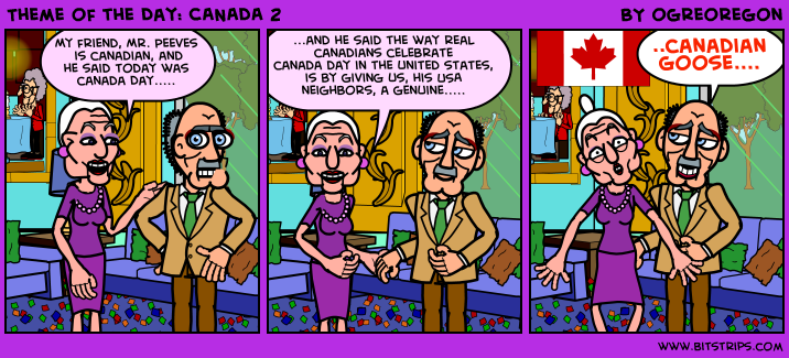 Theme of the Day: CANADA 2
