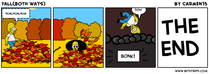 Fall(both ways)