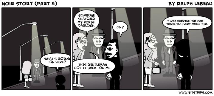 Noir Story (part 4)