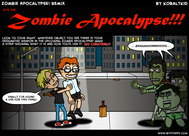 Zombie Apocalypse! Remix