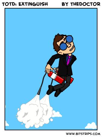 TotD: Extinguish